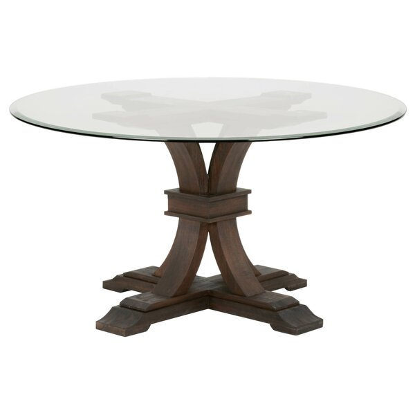 Lechlade Dining Table by Three Posts