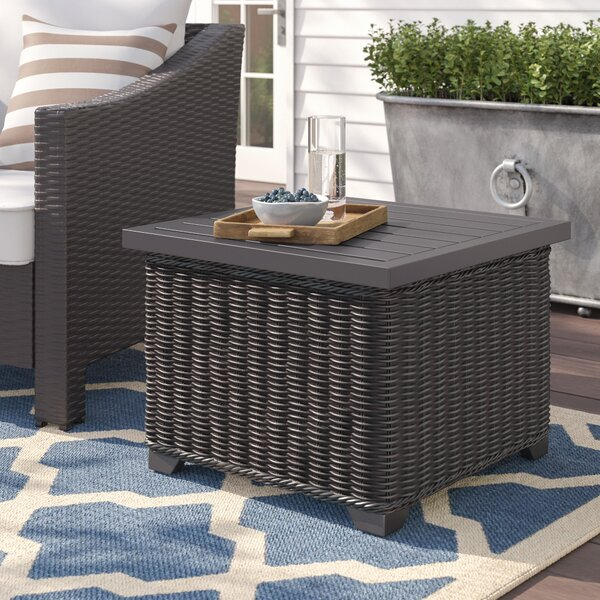 Fairfield Side Table by Sol 72 Outdoor