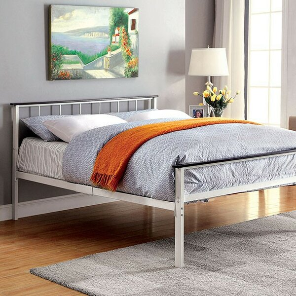 Galewood Lower Full Platform Bed by Harriet Bee