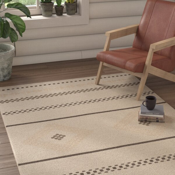 Febbas Hand-Woven Area Rug by Loon Peak