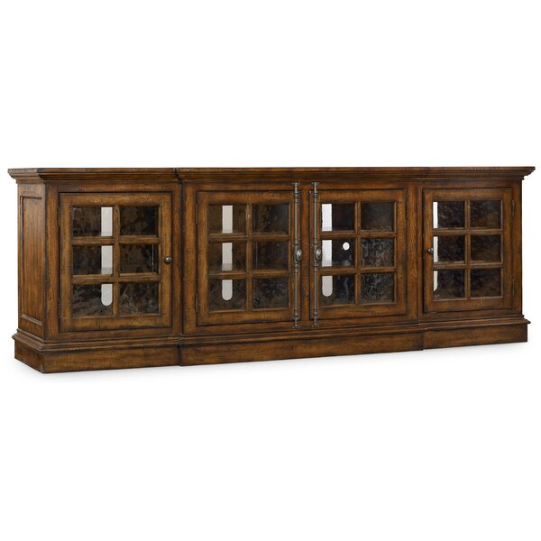 Brantley 92 TV Stand by Hooker Furniture