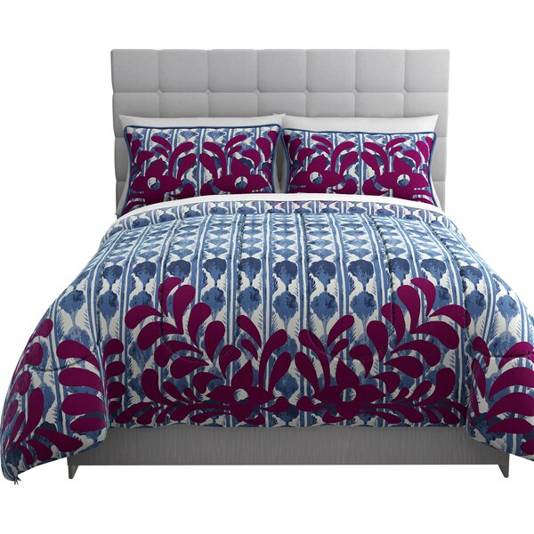 Shanti 3 Piece Duvet Cover Set by Republic