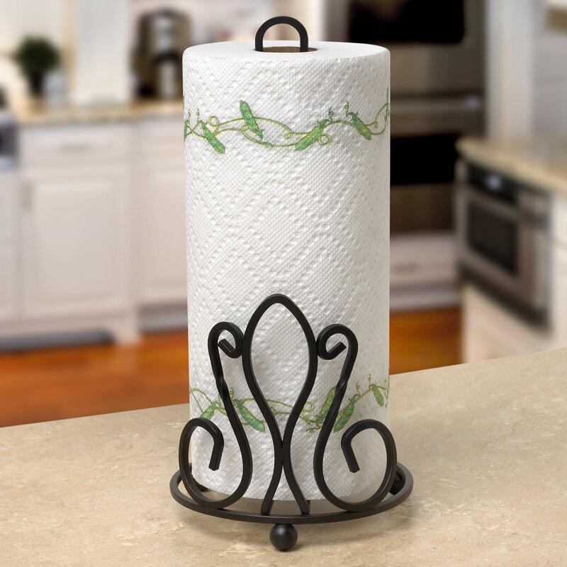 Unique Paper Towel Holders Custom Vintage Paper Towel Holder Wayfair