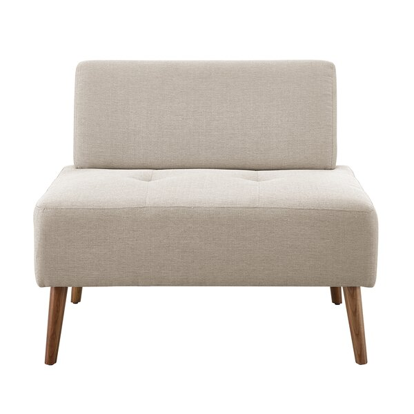 Bloomquist Slipper Chair by George Oliver