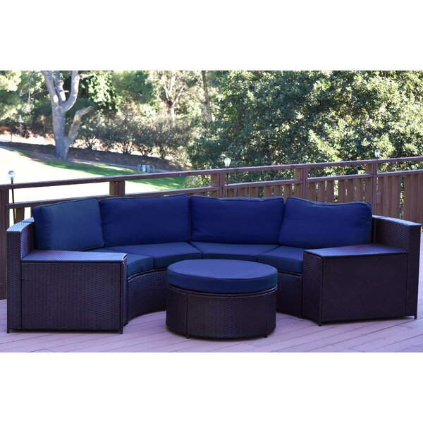 Soperton 5 Piece Sofa Seating Group with Cushions by Ivy Bronx