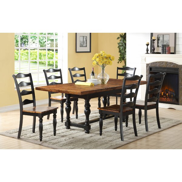 Wappinger Extendable Dining Table by Darby Home Co