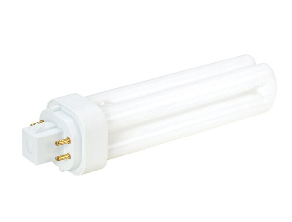 18W GX24q Dimmable Fluorescent Stick Light Bulb by Westinghouse Lighting