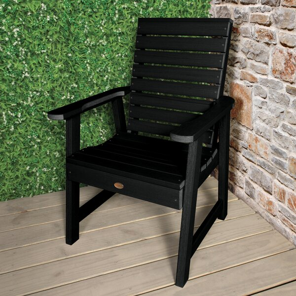 Trigg Patio Dining Chair by Darby Home Co