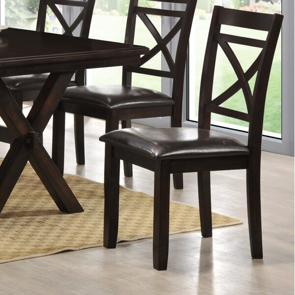 Johanson Side Chair by Simmons Casegoods (Set of 2) by Andover Mills