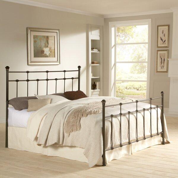 Leavitt Standard Bed by Alcott Hill