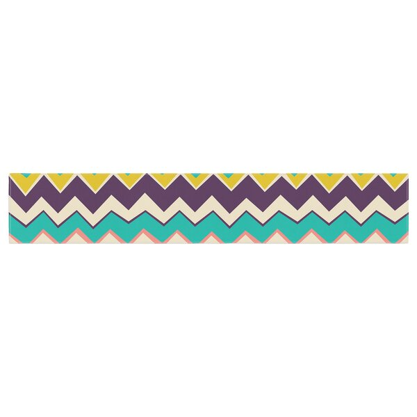 Louise Machado Ethnic Table Runner by East Urban Home