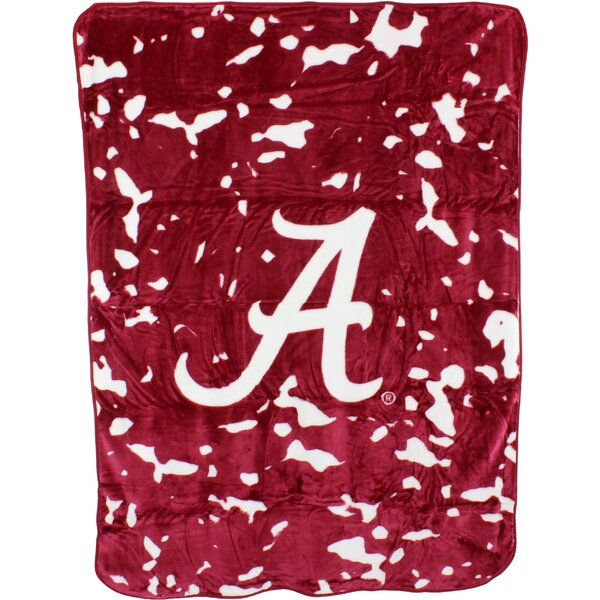 NCAA Throw Blanket by College Covers