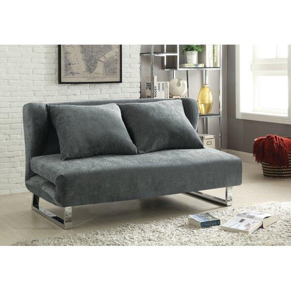 Dakota Queen Tight Back Convertible Sofa By Orren Ellis