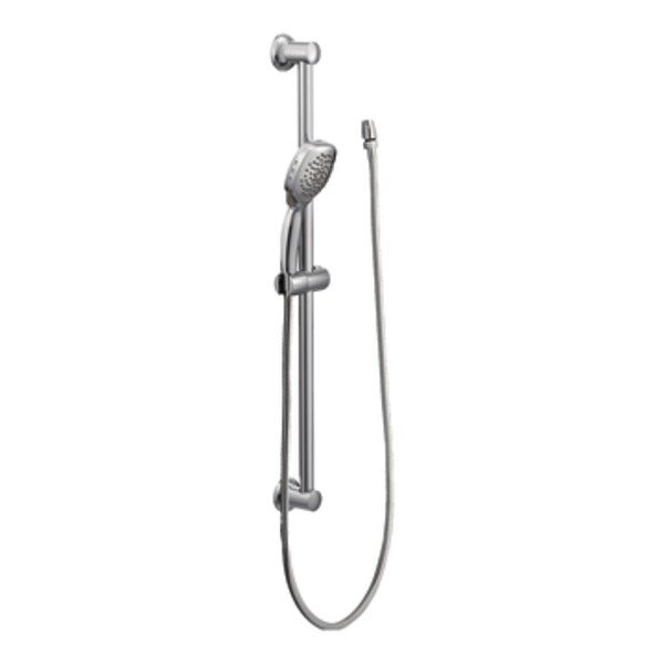 Twist Full Handheld Shower Head by Moen