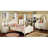 Girls Canopy Bedroom Set | Wayfair