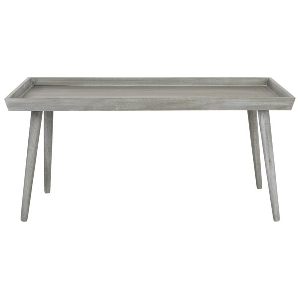 Beem Coffee Table with Tray Top by Mercury Row
