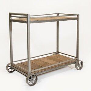 Siya Bar Cart by 17 Stories
