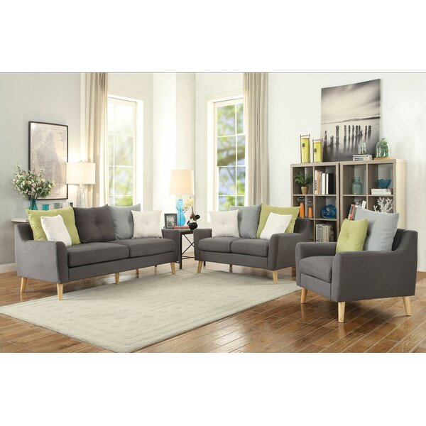 Campbell Configurable Living Room Set by Corrigan Studio