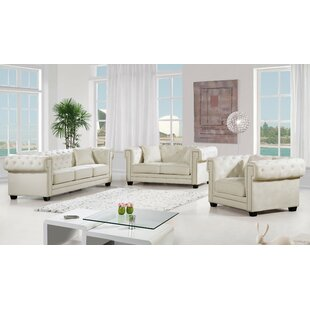 Hilaire Configurable Living Room Set by Willa Arlo™ Interiors