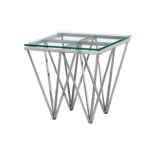 Omni End Table By Diamond Sofa