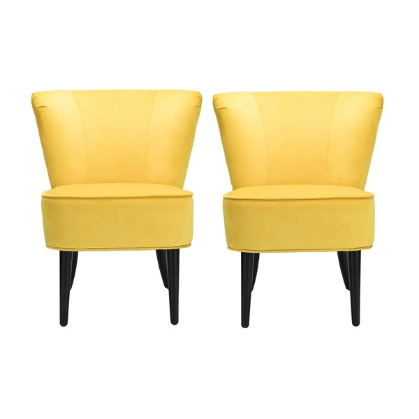 Bellmeade Side Chair (Set Of 2) By Winston Porter