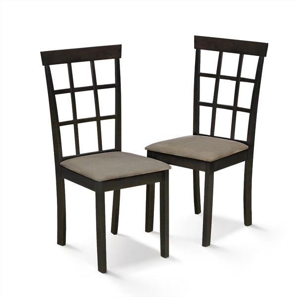 Jerkins Upholstered Dining Chair (Set of 2) by Red Barrel Studio