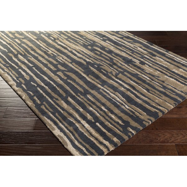 Mcdade Hand-Tufted Area Rug by Brayden Studio