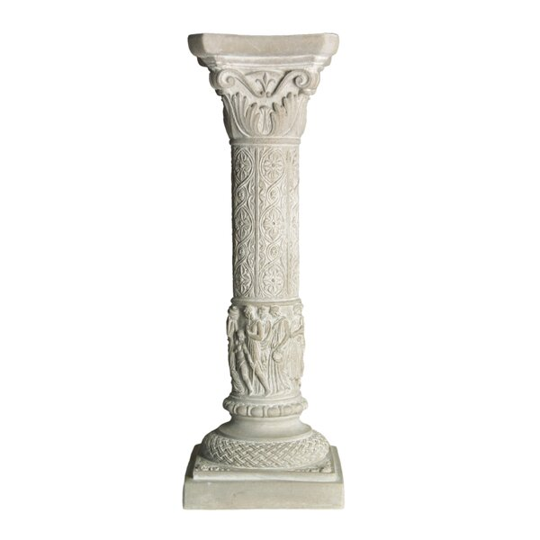 Nine Muses Pedestal by OrlandiStatuary