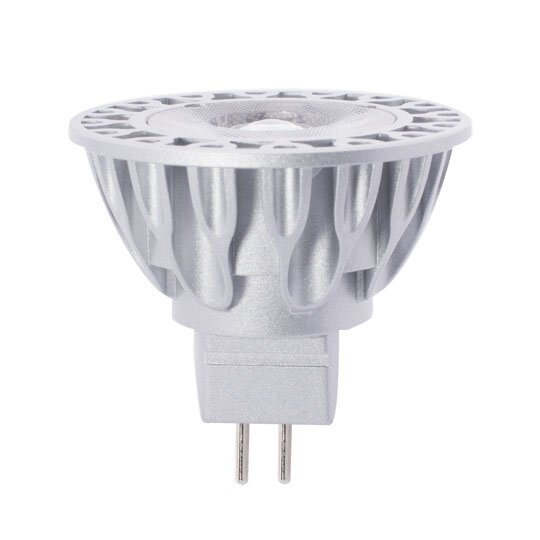 GU5.3 Dimmable LED Spotlight Light Bulb Gray/Smoke by Bulbrite Industries