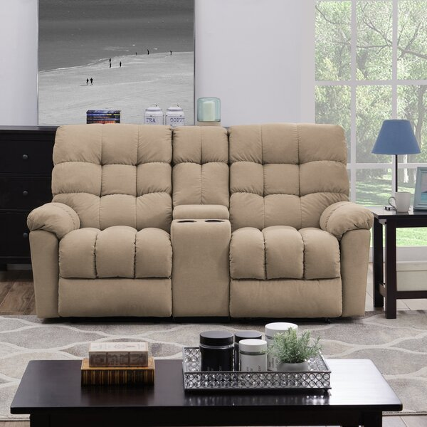 Great Value Maurine Reclining Loveseat by Red Barrel Studio by Red Barrel Studio