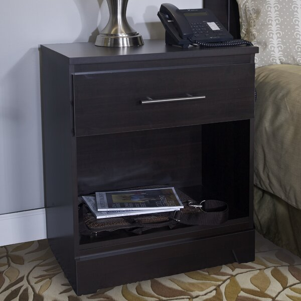 No Da 1 Drawer Nightstand by Lang Furniture