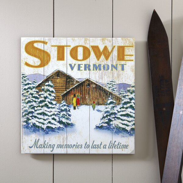 Vermont Wall Art by Birch Lane™