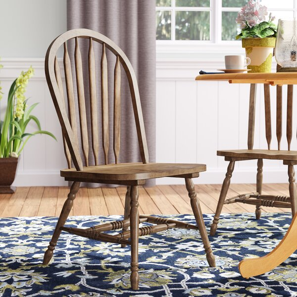 Ross Solid Wood Side Chair (Set of 2) by Birch Lane™ Heritage