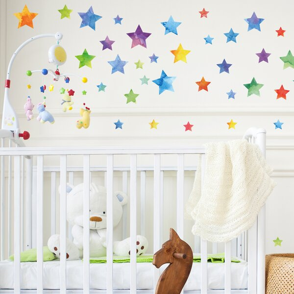 Stars Wall Decal by Zoomie Kids