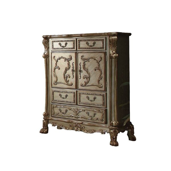Sargeant 7 Drawer Combo Dresser by Astoria Grand