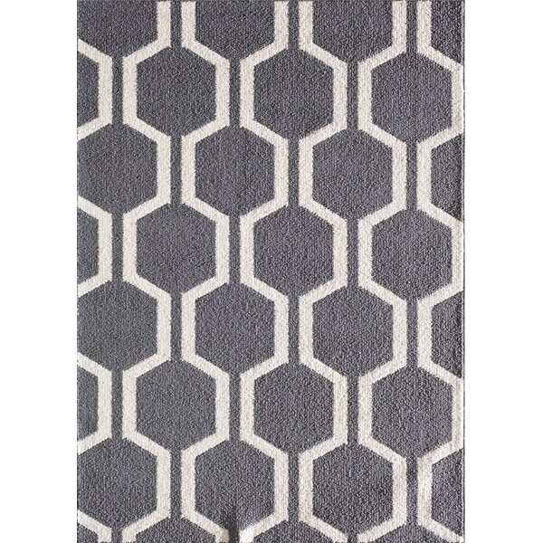 Myra Gray Area Rug by Zipcode Design