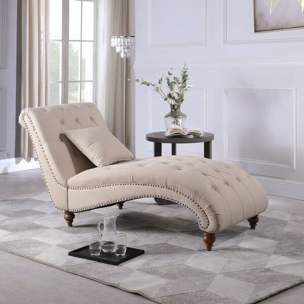 Eoin Chaise Lounge By House Of Hampton