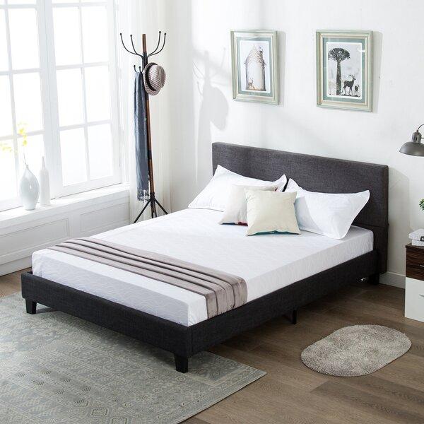 Fritzi Upholstered Platform Bed by Winston Porter
