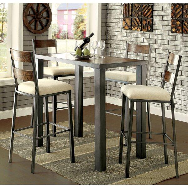 Balceta 5 Piece Pub Table Set by Gracie Oaks
