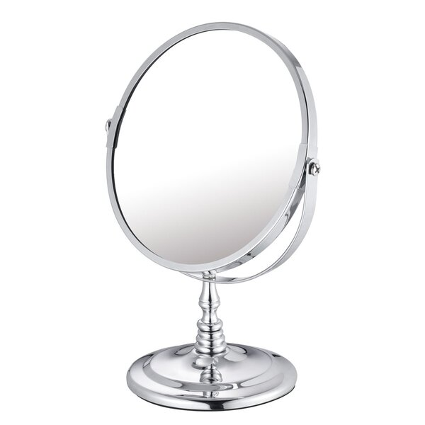 Makeup/Shaving Mirror by Hopeful Enterprise