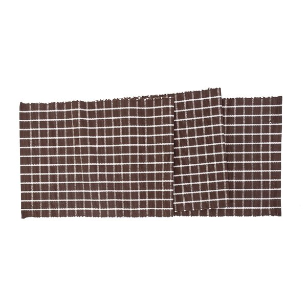 Fuentes Windowpane Table Runner by Loon Peak