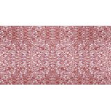 """2"""" x 2"""" Authentic Seamless Polished Shell Liner Tile in Pink Mother of Pearl (Set of 36)"""