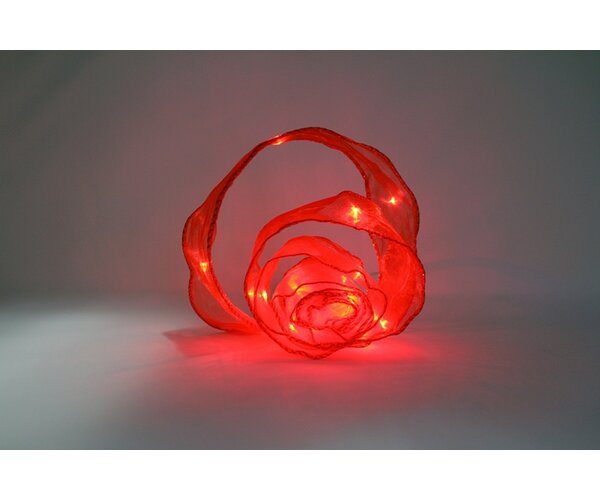 LED Ribbon Light Battery Operated String Lights by The Holiday Aisle