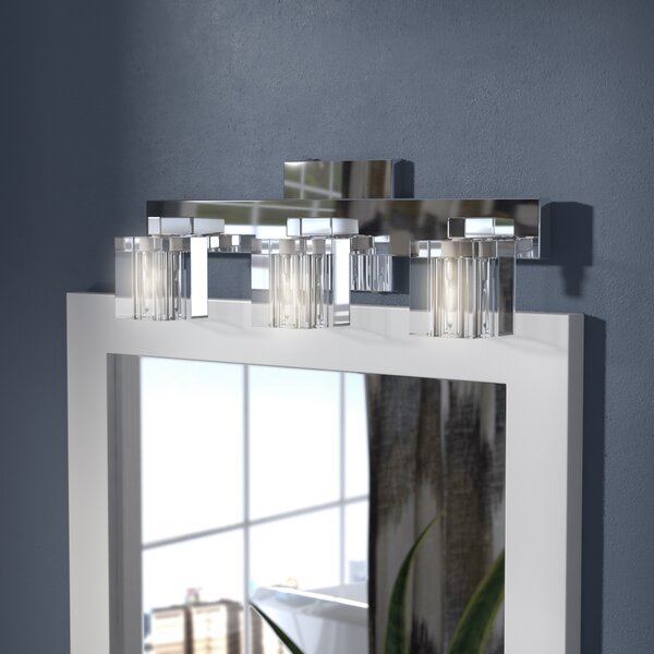 Bolan Contemporary 3-Light Vanity Light by Ivy Bronx
