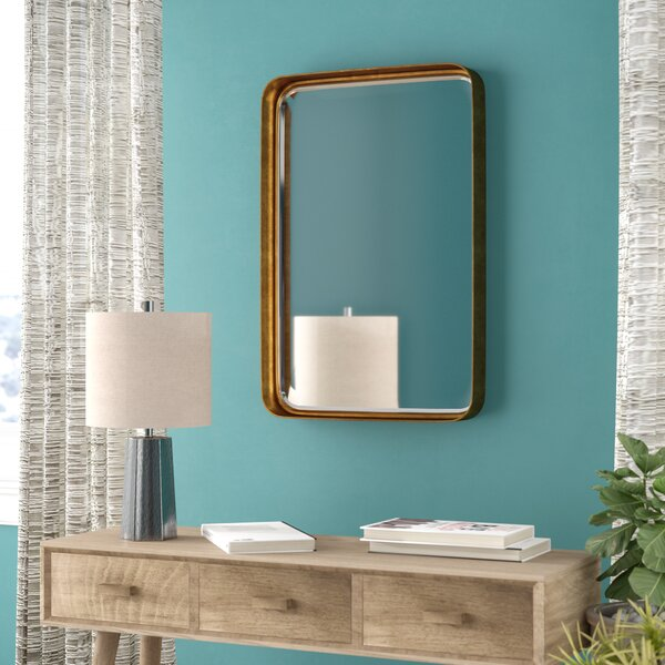 Duke Rectangle Accent Mirror by Mercury Row
