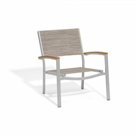 Laskowski Chat Patio Chair (Set of 4) by Latitude Run