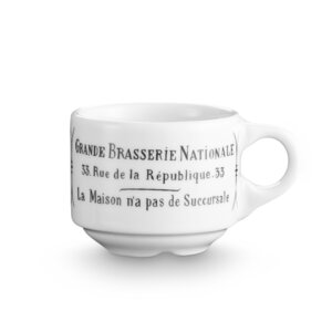 Brasserie 10 oz. Breakfast Cup (Set of 4)