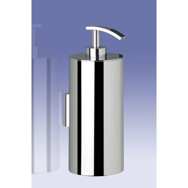 Complements Wall Mount Brass Round Soap Dispenser by Windisch by Nameeks