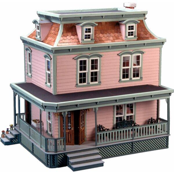 Lily Dollhouse By Greenleaf Dollhouses.