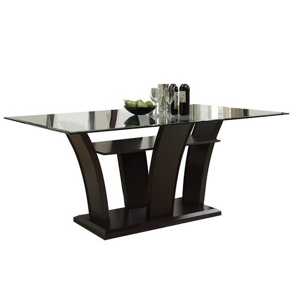 Flemings Impressive Dining Table by Ebern Designs